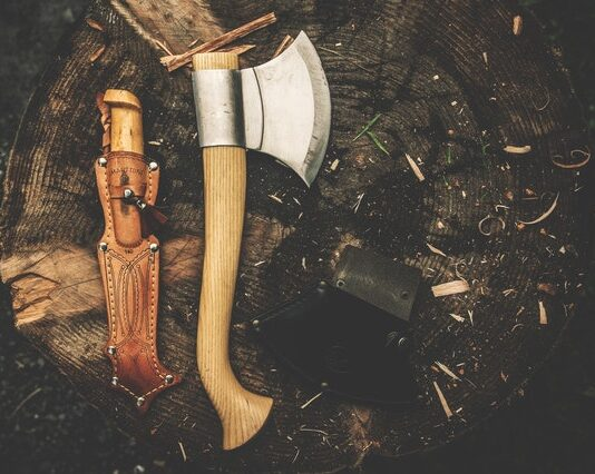 Noże do skórowania
